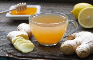Ginger and Honey for Cough | Online Health Point