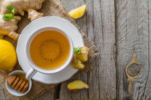 Ginger and Honey Tea Benefits