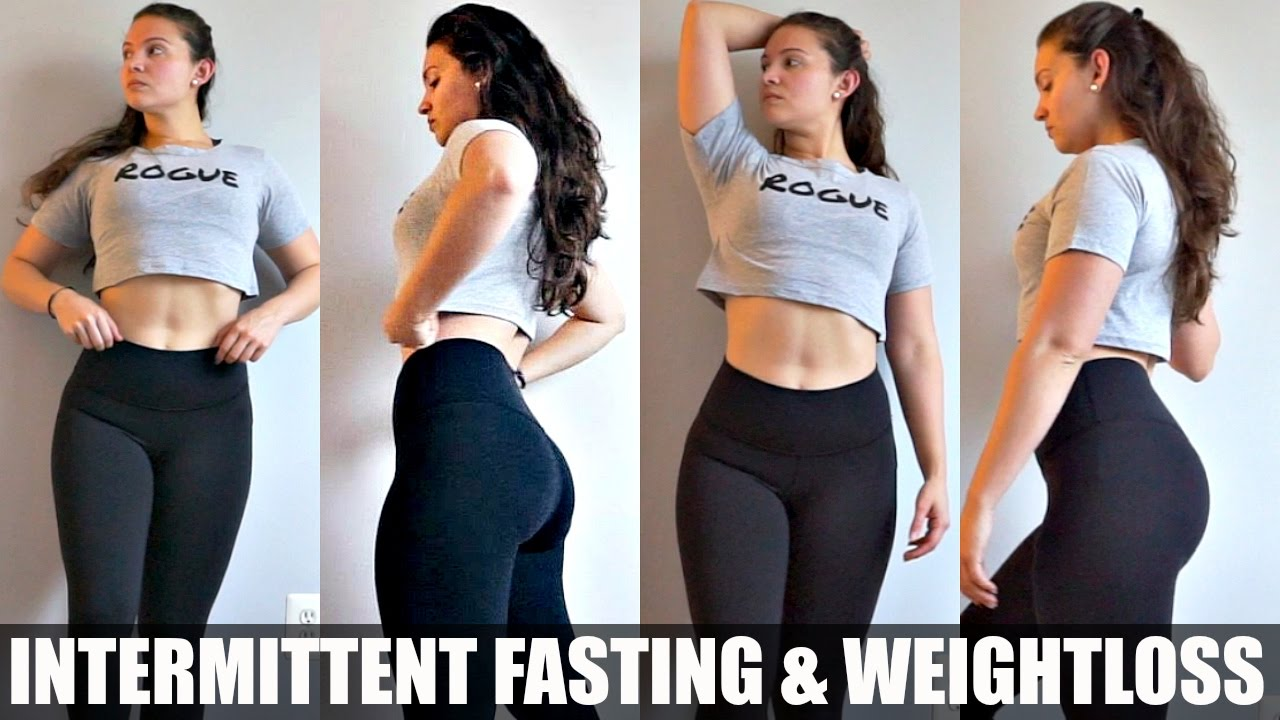 intermittent fasting for weight loss results