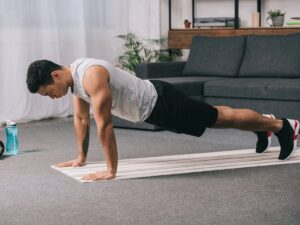 Push Ups | How to get Perfect Body Shape at Home