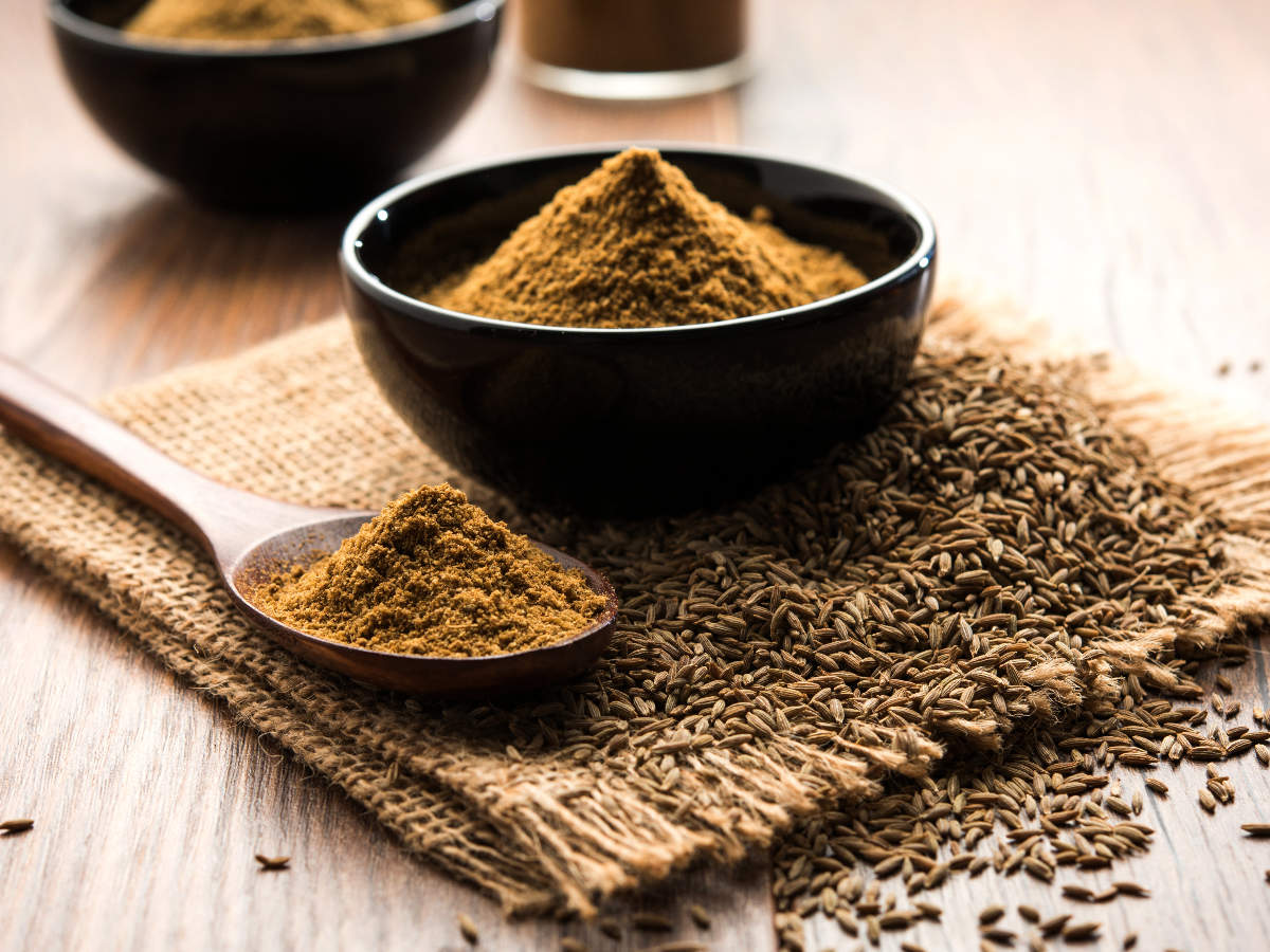 Health Benefits of Cumin Powder