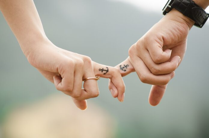 Small Tattoo Ideas for Couples | Matching Tattoos for Couples
