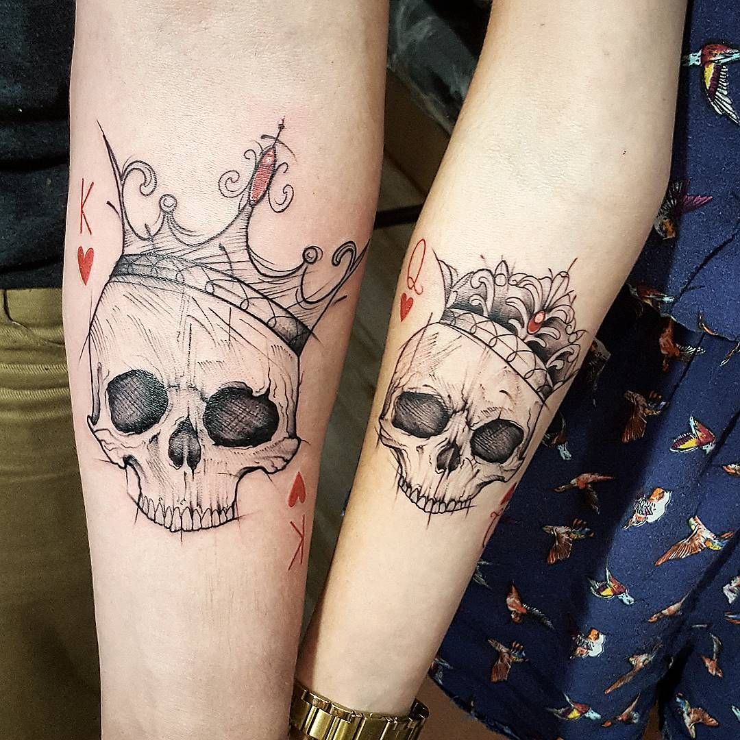 Small Tattoo Ideas for Couples