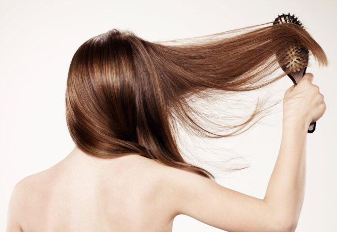 hair care routine for women